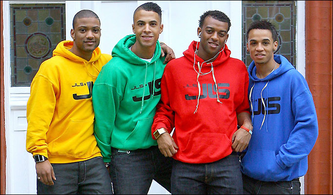 JLS played two sold-out shows at the O2 in Dublin earlier this week,