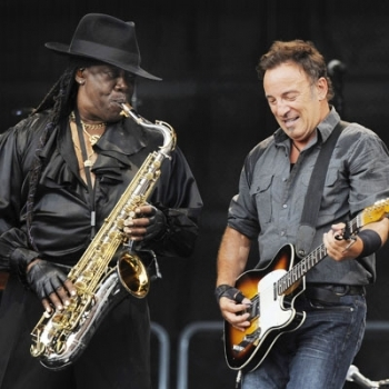 bruce springsteen clarence clemons born to run. Rest in Peace Clarence Clemons